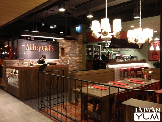 Alleycats Banqiao entrance